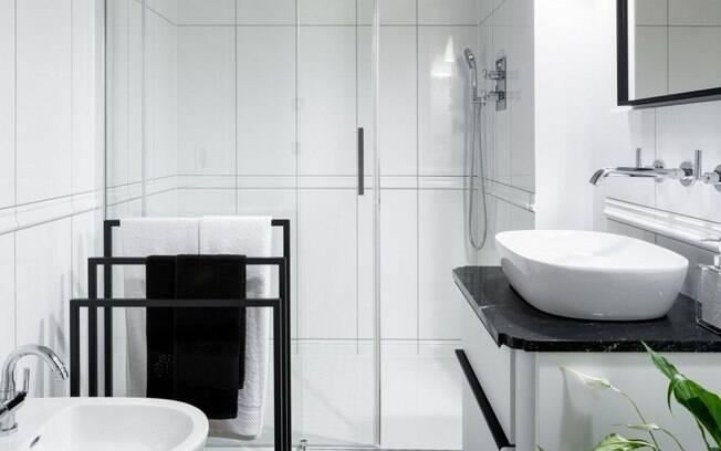5 itens indispensáveis para banheiros pequenos