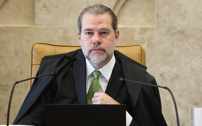 Ministro Dias Toffoli, do Supremo Tribunal Federal (STF)