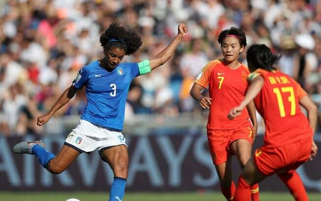 Com a vitória, a Itália vai enfrentar Holanda ou Japão nas quartas de final