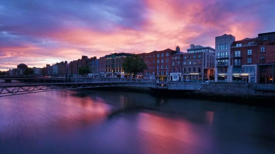 Dublin, capital da Irlanda