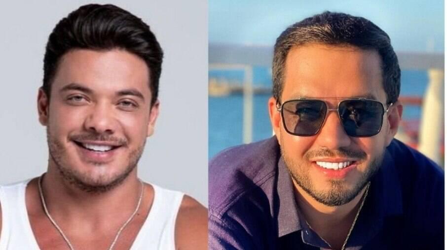 Wesley Safadão e André Vitor