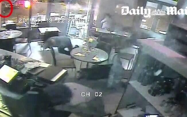 Restaurante foi um dos alvos de atentados terroristas na França