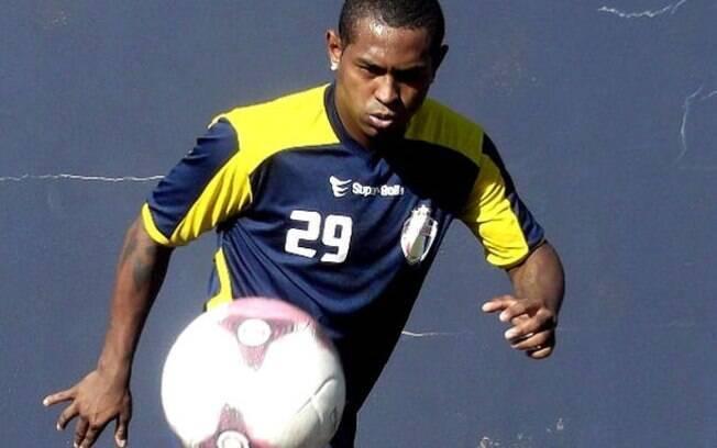 Jobson - jogador foi pego com cocaína no  Brasileirão de 2009 e, depois, admiitou uso de  crack. No total, foram dois anos de suspensão