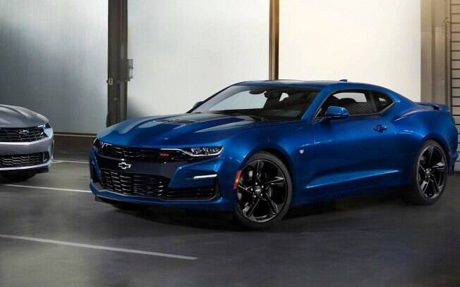 Chevrolet Camaro 2019: muscle car americano surge mais