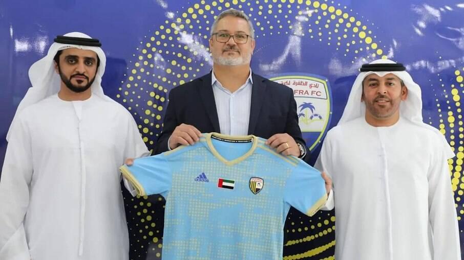 Micale é o novo técnico do Al-Dhafra, dos Emirados Árabes Unidos