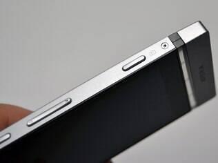 Xperia P tem botão dedicado para câmera