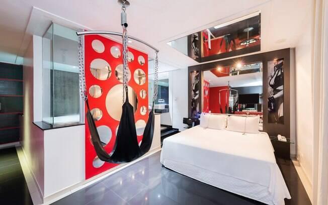 Sendo um dos dois hotéis que foram premiados em todas as categorias, o Zapt é considerado um dos melhores motéis de São Paulo
