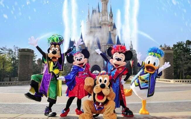 Os bastidores dos parques da Disney têm mais segredos do que você pode imaginar - e aqui estão alguns deles