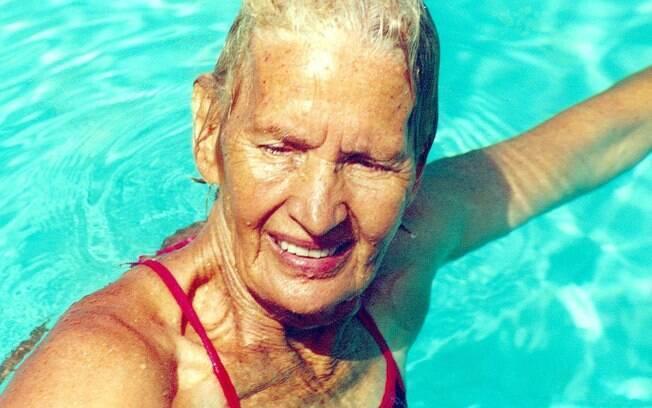 A nadadora Maria Lenk foi a primeira mulher  da América do Sul a disputar uma Olimpíada - foi  nos Jogos de Los Angeles, em 1932