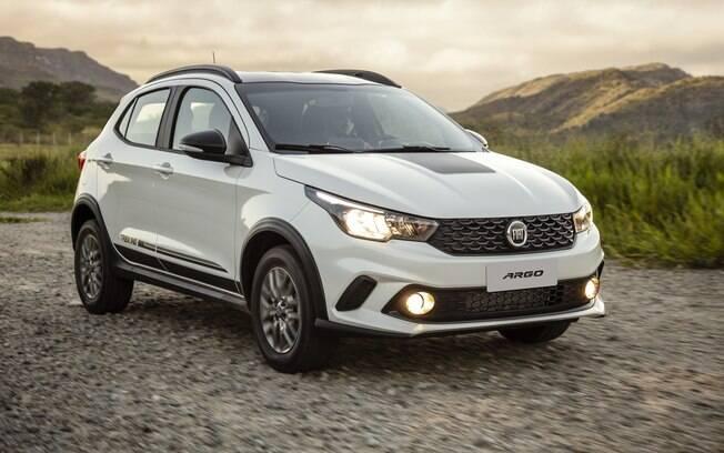 Fiat Argo tem conseguido destaque entre os modelos mais vendidos do Brasil. E acaba de ganhar a versão Trekking