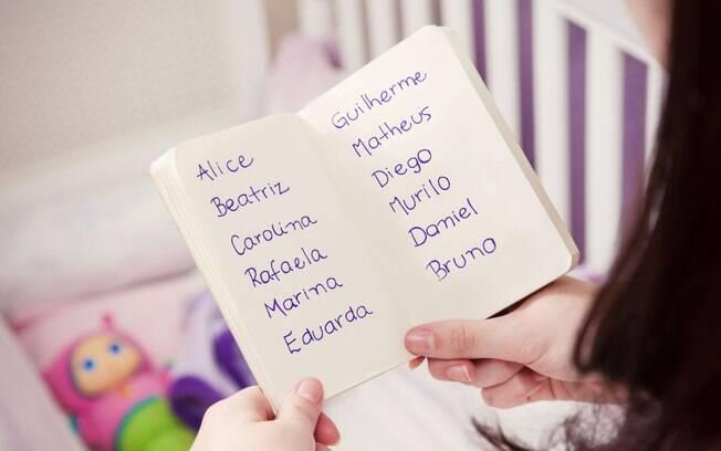 Guia de nomes de bebês: escolha por significado
