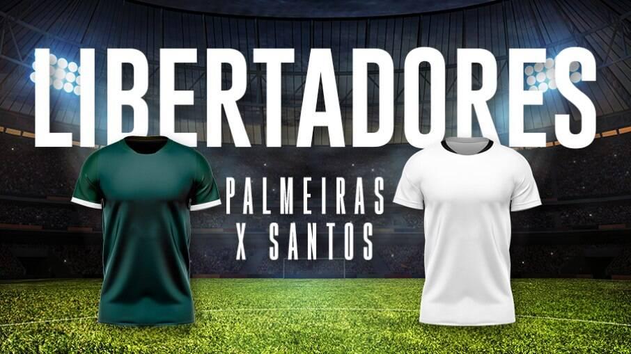 Palmeiras e Santos decidem a Libertadores 2020 neste sábado (30) no Maracanã