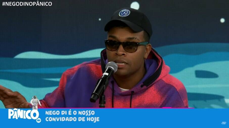 Nego Di diz não ter se sentido acolhido pela Globo e decidiu romper contrato