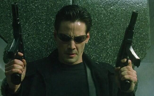 Keanu Reeves é responsável pela interpretação de vários personagens marcantes do cinema