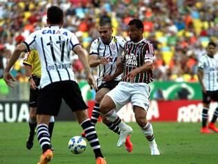 Fluminense empata com Corinthians