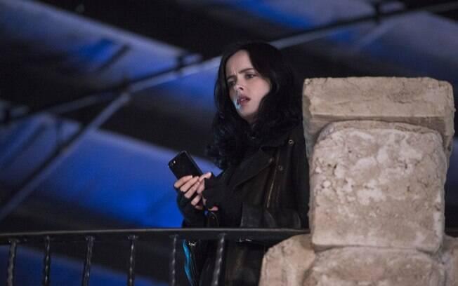 Jessica Jones retorna em segunda temporada na Netflix no dia 8 de março