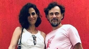Enrique Diaz e Mariana Lima comemoram 24 anos de união