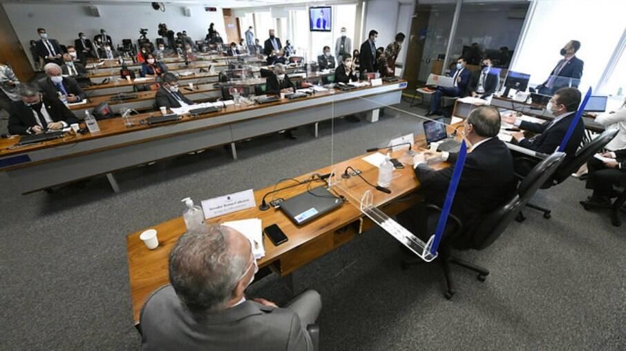 CPI da Covid no Senado