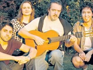Participação. Grupo Cobra Coral, revelação da música contemporânea, fará apoio instrumental à banda Boca Livre
