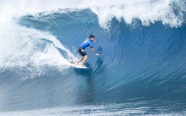 Gabriel Medina, o primeiro brasileiro campeão mundial de surfe