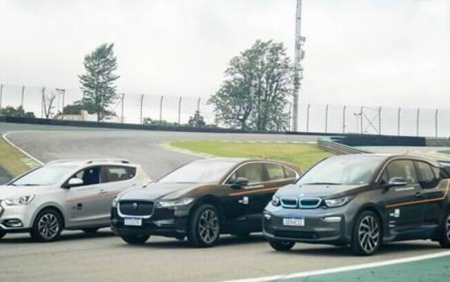 Serviço vec Itaú estreia em 2021 com uma frota de JAC iEV40, Jaguar I-Pace e BMW i3