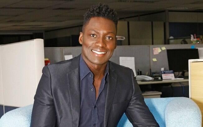 Tomas Buzza, modelo e empresário: