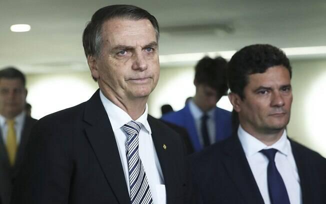 Segundo Bolsonaro, se houver a transferência, Moro terá indicados no Coaf e acesso às informações do órgão.