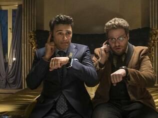 Sony desiste de lançar filme no cinema