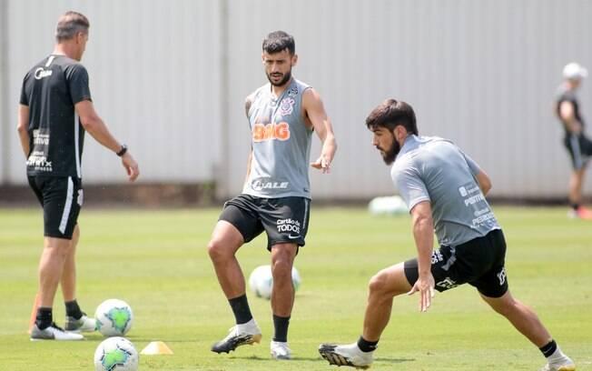 Corinthians enfrenta o Atlético-MG