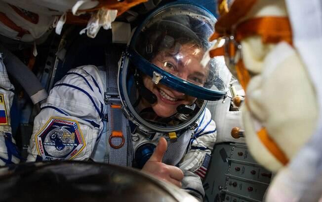 Canal da Nasa no Youtube transmite atividades dos astronautas ao vivo