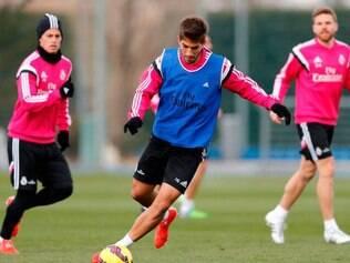 Lucas Silva está na lista dos 19 relacionados por Ancelotti para o jogo desta quarta