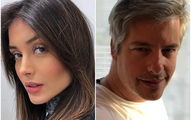 Leticia Almeida critica Victor Chaves por vídeo que ironiza agressão