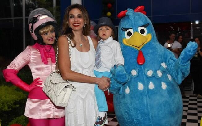 Quarto Do Filho De Luciana Gimenez ~ Luciana Gimenez comemora anivers?rio de dois anos do filho Lorenzo
