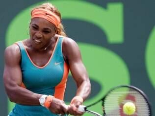 Serena ampliou sua vantagem para a romena Simona Halep para quase 2,7 mil pontos às vésperas do US Open