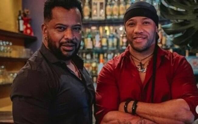Dupla Angelo & Ângel sofre racismo em aeroporto de Minas Gerais