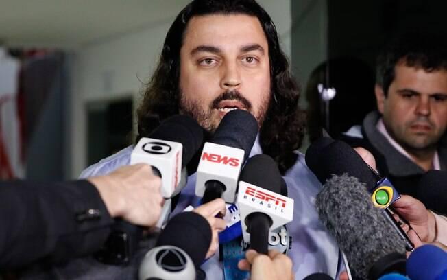 Danilo Garcia, terceiro advogado de Najila Trindade