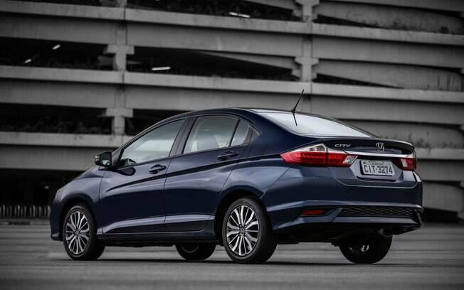 Honda City: com a reestilização, marca ficou devendo controle de estabilidade, o que não foi bem explicado pela fabricante
