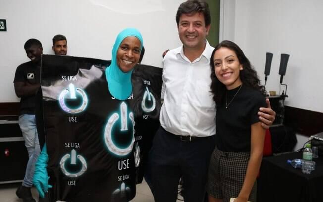 Ministério da Saúde divulgou nesta sexta-feira novo design da embalagem das camisinhas distribuídas gratuitamente