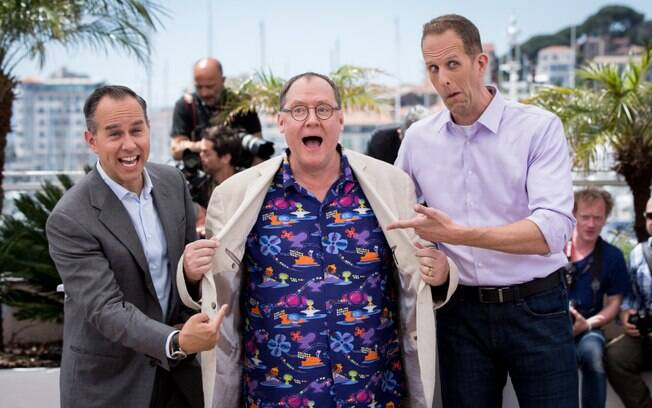 Divertida Mente: John Lasseter, Jonas Rivera, Pete Docter