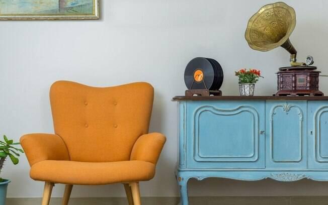 Casa Vintage: 3 dicas para decorar (e gastar pouco!)