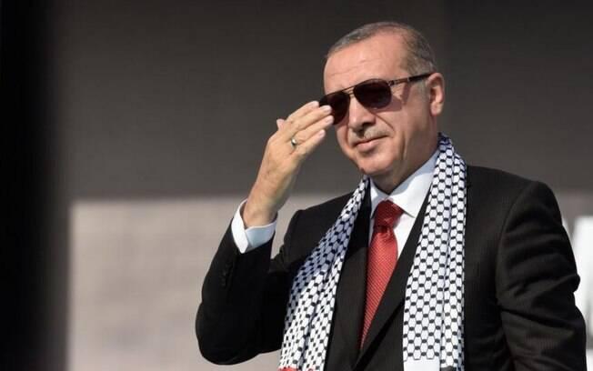 Erdogan domina o cenário político da Turquia desde que assumiu o cargo de primeiro-ministro, em 2003