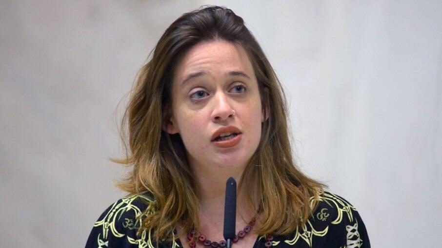 Deputada estadual Isa Penna (PSOL) foi vítima de assédio praticado por Fernando Cury