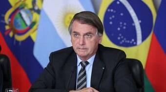 Bolsonaro empata com Lula, Ciro, Huck e Moro, indica pesquisa