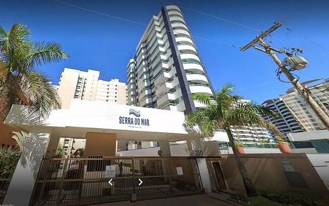 Prédio onde mulher caiu fica no bairro Jardim Armação%2C em Salvador
