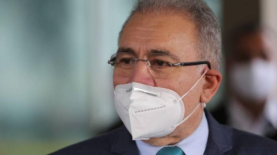 Marcelo Queiroga, indicado pelo presidente Jair Bolsonaro para o Ministério da Saúde