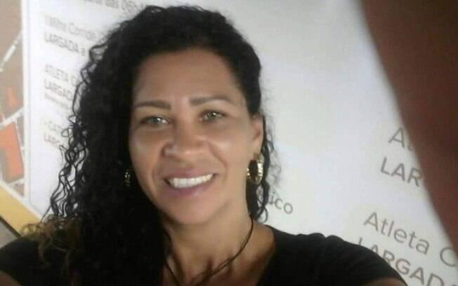 Sandra foi encontrada dentro de um poço artesiano dentro da própria casa, na Baixada Fluminense, no Rio
