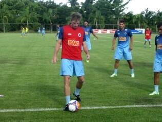 Fabiano acredita que conseguirá crescer muito atuando pelo Cruzeiro