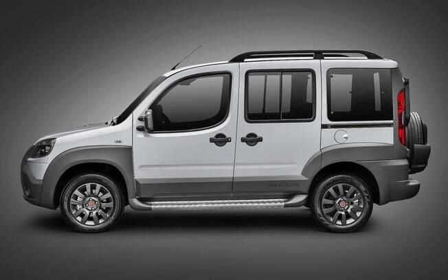 Desde que a Renault descontinuou o Kangoo, o Fiat Doblò sobrevive como o único modelo da categoria