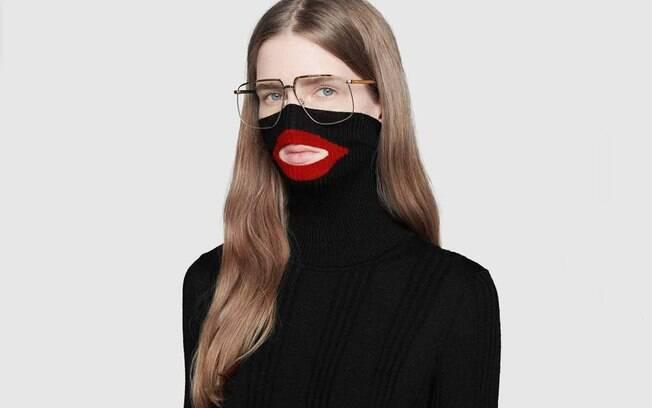 Suéter da Gucci considerado racista