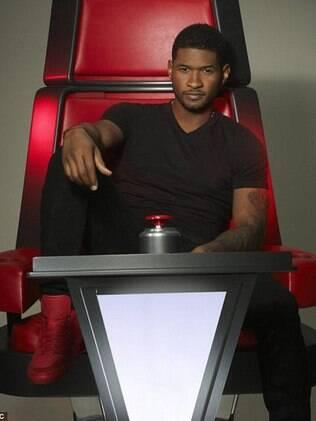 Usher tem a guarda das crianças